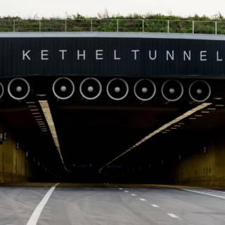 Bekijk details van Ketheltunnel weer deels dicht, nu na reeks ongelukken