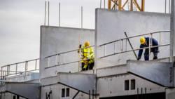 Aantal dodelijke ongelukken op bouwplaatsen verdubbeld.