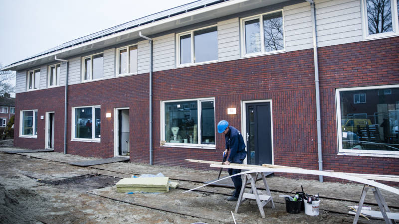 Meer nieuwbouw maar tekort aan betaalbare huurwoningen for Huurwoningen