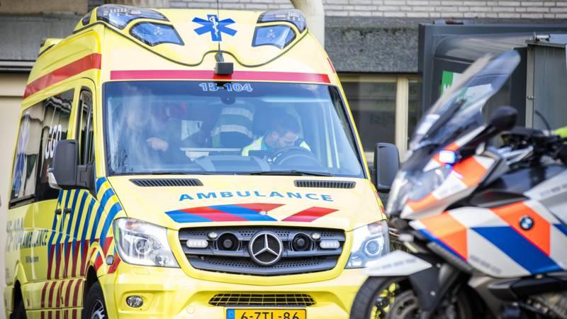 Fietsster overleden na aanrijding met tram in Amstelveen.