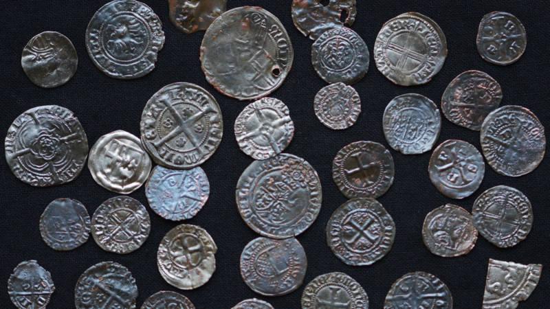 The Zutphen ancient coins