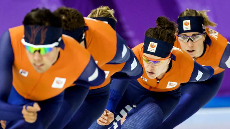 NOS Sport - Schaatsen