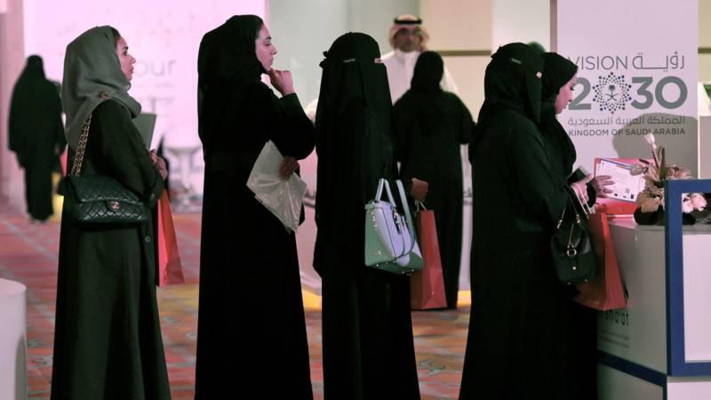 Abaya niet meer verplicht voor Saudische vrouwen