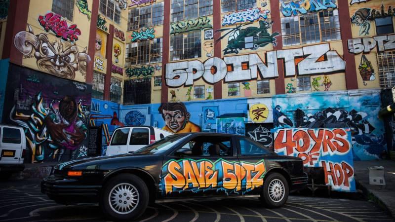 Graffiti New York overgeschilderd, miljoenen voor kunstenaars