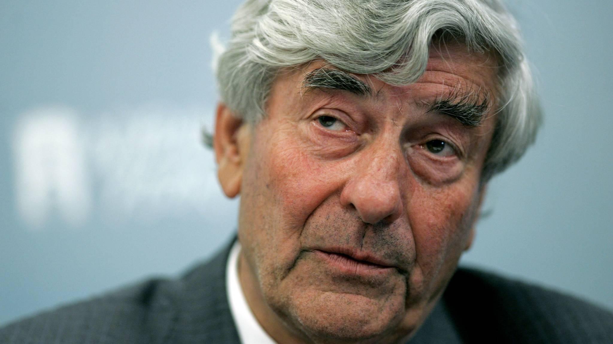 Oud-premier Ruud Lubbers (78) ...