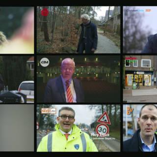Bekijk details van 'Een vlogje hier en daar', maar de echte verkiezingscampagne voer je op straat