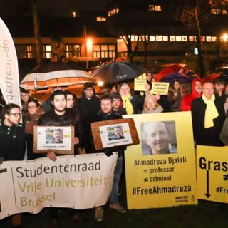 Bekijk details van Zweden helpt ter dood veroordeelde Iraanse wetenschapper