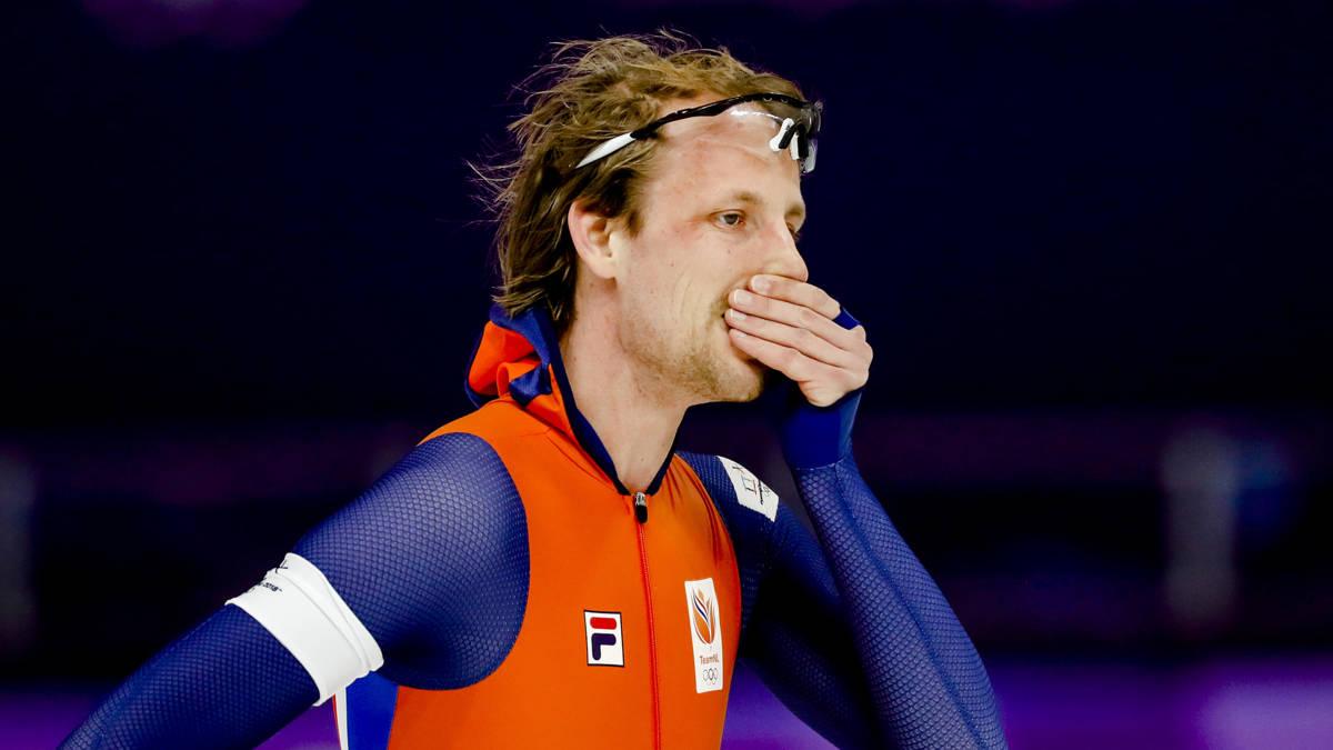 Geen medailles Nederland; goud voor Lorentzen