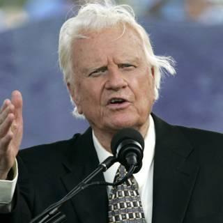Amerikaanse evangelist Billy Graham (99) overleden