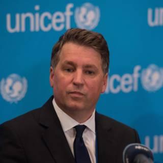 Bekijk details van Unicef-topman stapt op na beschuldigingen seksuele intimidatie