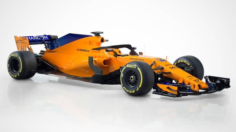 Nieuwe F1 Auto Van Mclaren Krijgt Nu Al Bijnaam Papaja Nos