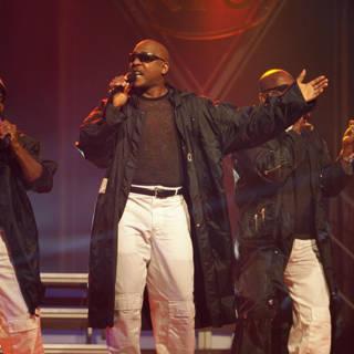 Soulzanger Eddy Amoo overleden