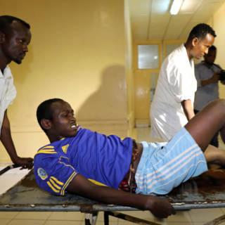 Doden bij dubbele aanslag Somalië