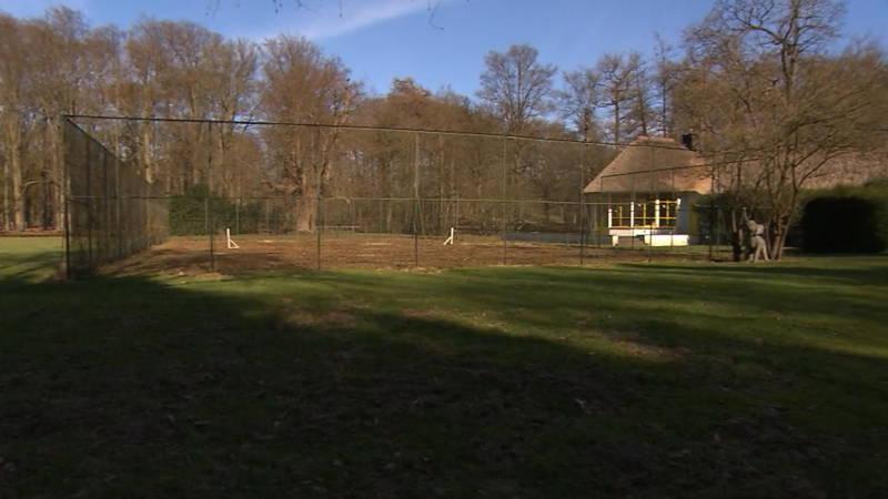 Tuin Paleis Soestdijk : Tuin paleis soestdijk open voor publiek hier tenniste prinses