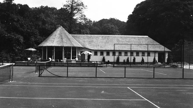 Tuin Paleis Soestdijk : Tuin paleis soestdijk open voor publiek: hier tenniste prinses