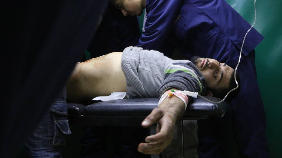 VN-Veiligheidsraad stemt voor wapenstilstand Oost-Ghouta