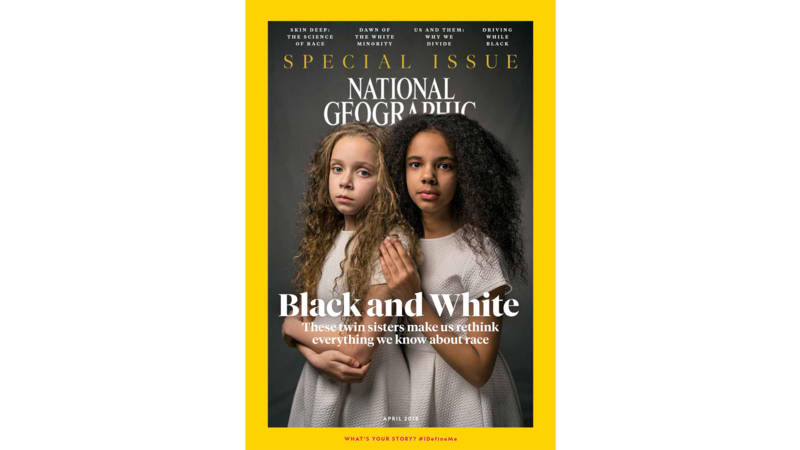 National Geographic April 2018 issue