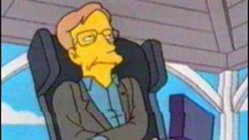 Natuurkundige Stephen Hawking 76 Overleden Nos