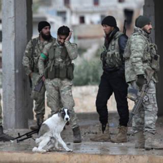 '9 doden bij luchtaanval op ziekenhuis Afrin'