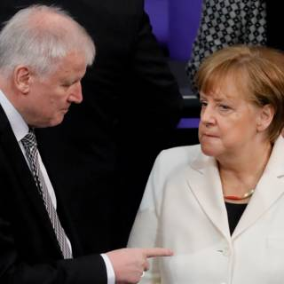 Merkel botst met eigen minister: islam hoort wel bij Duitsland
