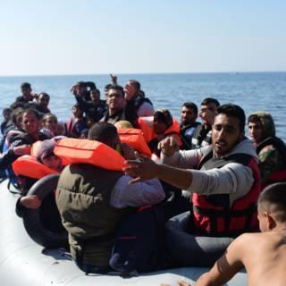 Turkije-deal drong aantallen terug, maar Balkanroute is nog springlevend