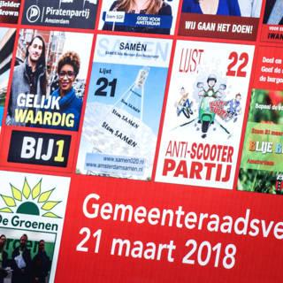 Bekijk details van Landelijk beeld: lokale partijen weer groter; CDA en VVD nek-aan-nek