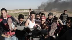 Dodental door botsing Palestijnen en leger Israël loopt op.