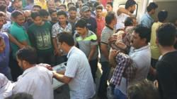 23 kinderen dood bij busongeluk India.