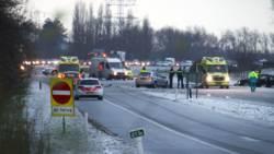 Arnhem - Twee doden bij ongeval tussen motorrijder en fietser.
