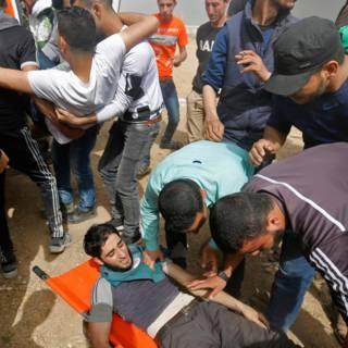 Opnieuw doden en honderden gewonden bij protesten Gazastrook