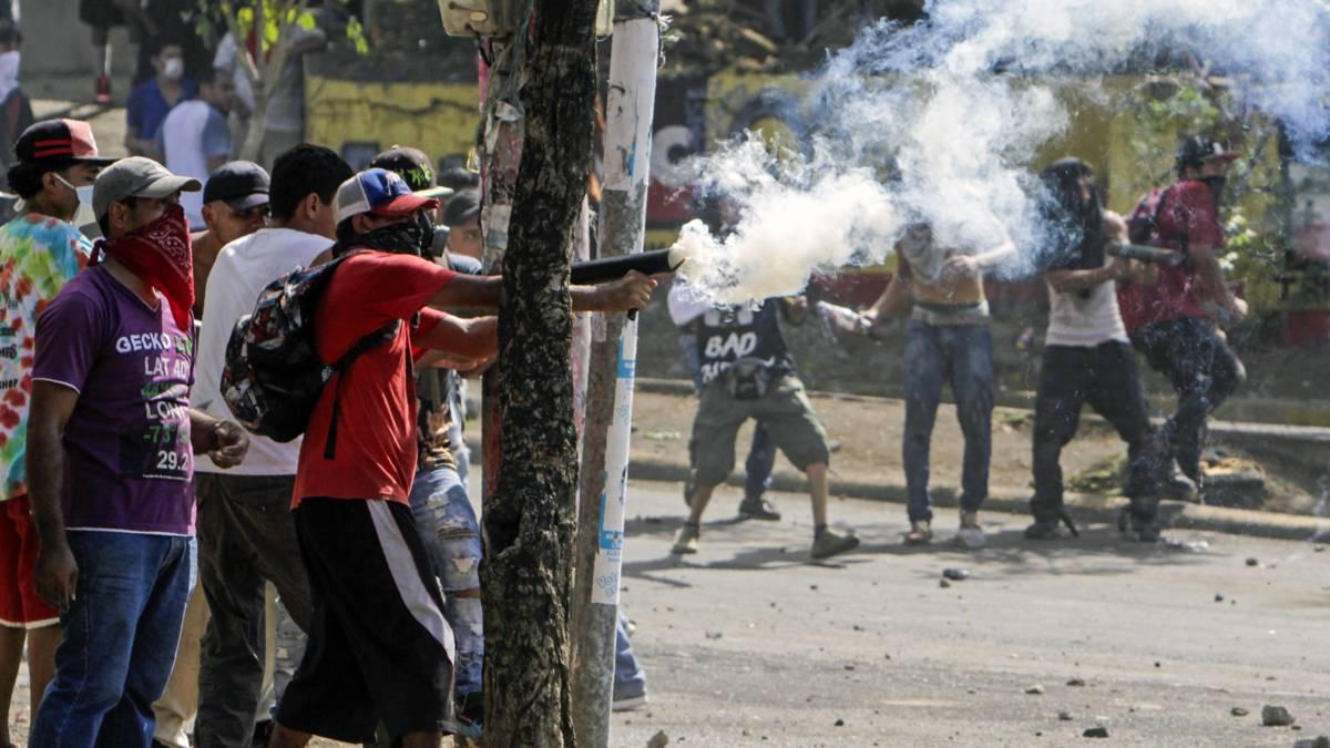President Nicaragua schrapt hervormingen na dodelijke protesten
