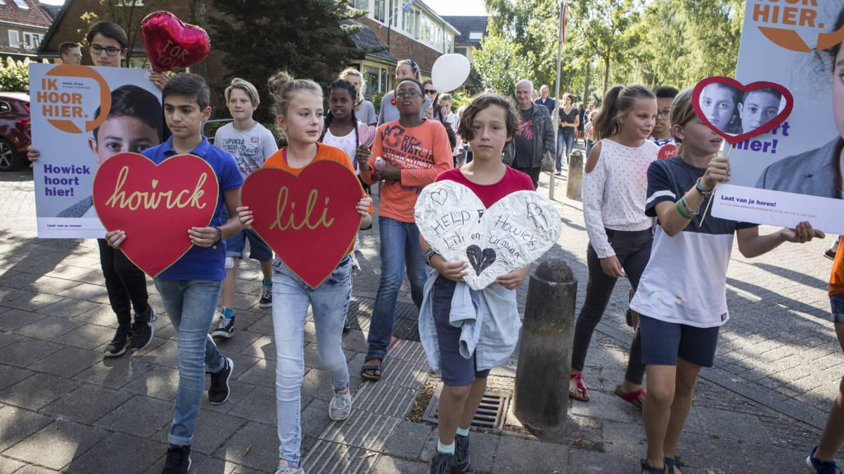 Armeense kinderen Howick en Lili mogen worden uitgezet