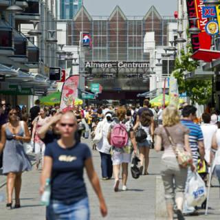 CBS: opnieuw economische groei, met name in Almere en regio Eindhoven
