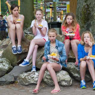 Enquête bevestigt: tieners kiezen vooral voor lekker eten