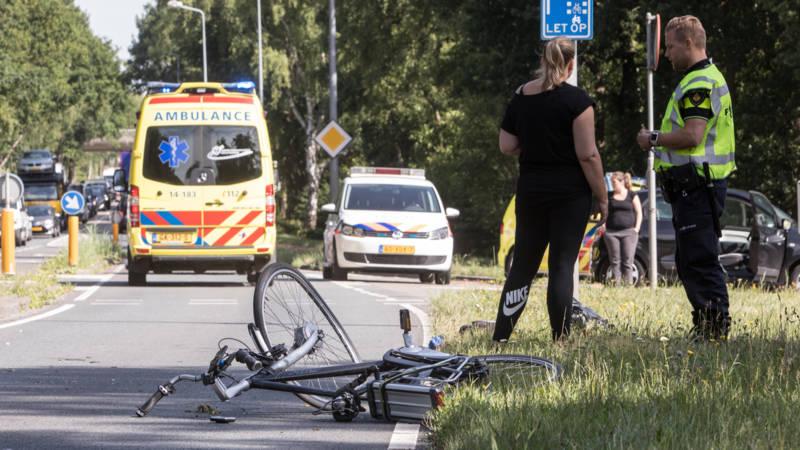 Minder doden bij verkeersongelukken.
