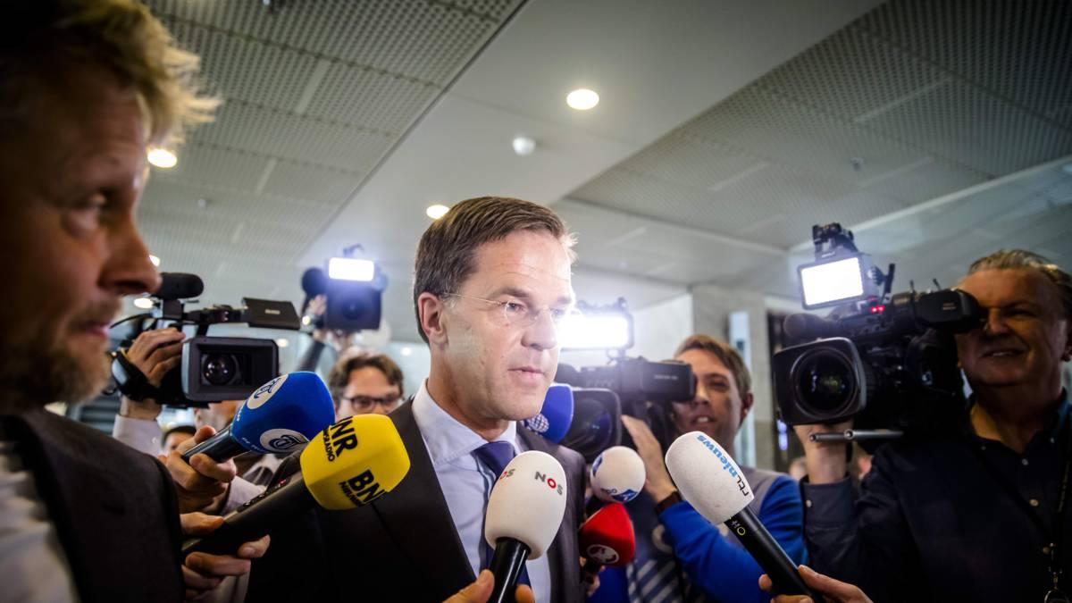 Oppositie vernietigend over Rutte's aanpak van dividendbelasting-memo's