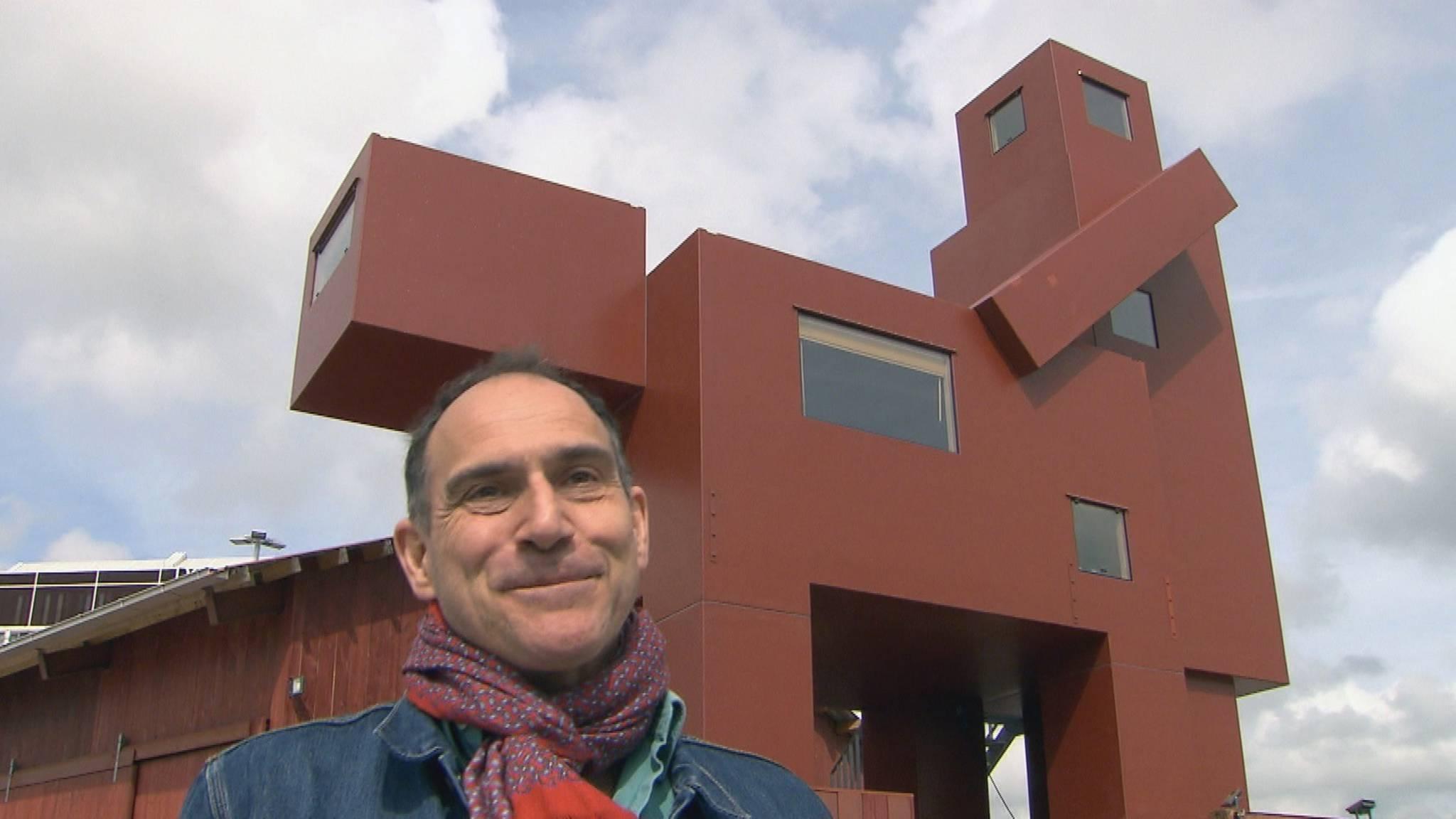 best online latest design later Joep van Lieshout: een goede kunstenaar is als een spons ...