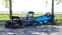 Zes gewonden bij ongeluk op A12, weg urenlang dicht bij Zevenhuizen.