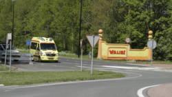 Vrouw zwaargewond door ongeluk op kartbaan Walibi.