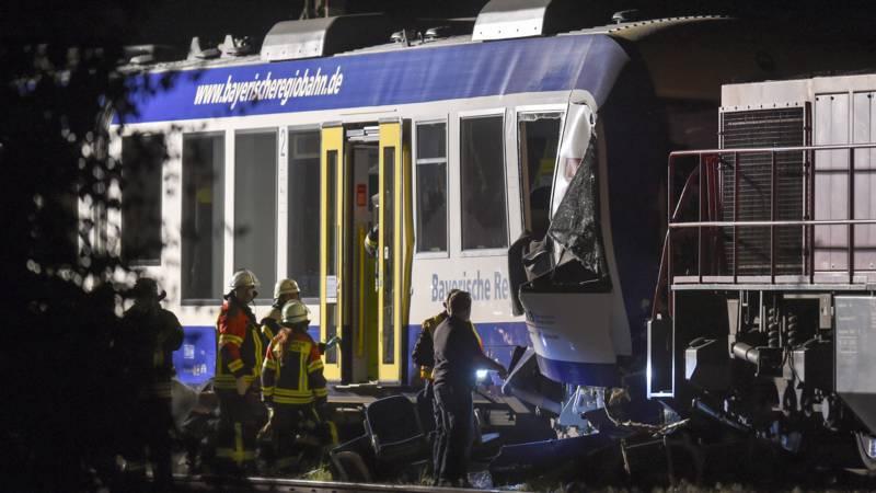 Regelaar treinverkeer opgepakt voor Beiers treinongeluk.