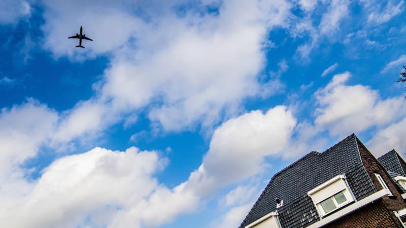 Reizen Met Het Vliegtuig Is Het Slechtst Voor Het Milieu Nos
