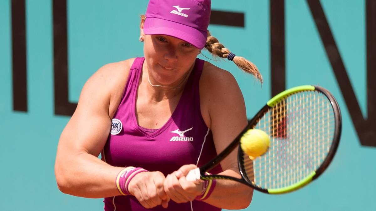 Bertens kan zich focussen op Roland Garros na verlies in Nürnberg
