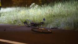 Aangereden fietser op A27 overleden.
