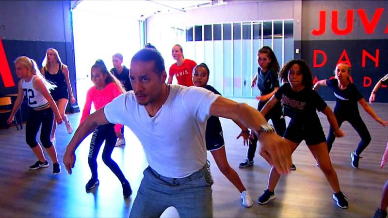 Steeds Meer Kinderen Gaan Op Dansen Nos Jeugdjournaal