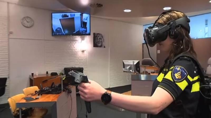 Primeur: virtual reality tijdens rechtszaken