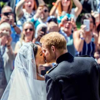 2,4 miljoen Nederlanders zagen huwelijk van Harry en Meghan