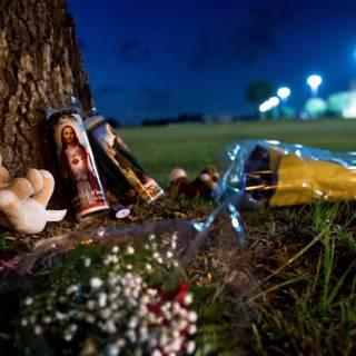 'Mijn dochter bracht Texas-schutter in verlegenheid'