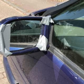 Spiegels van vijftig auto's vernield in Ermelo