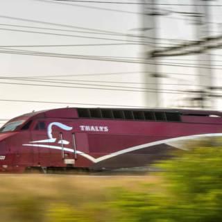 Honderden reizigers overnachten noodgedwongen in gestrande Thalys