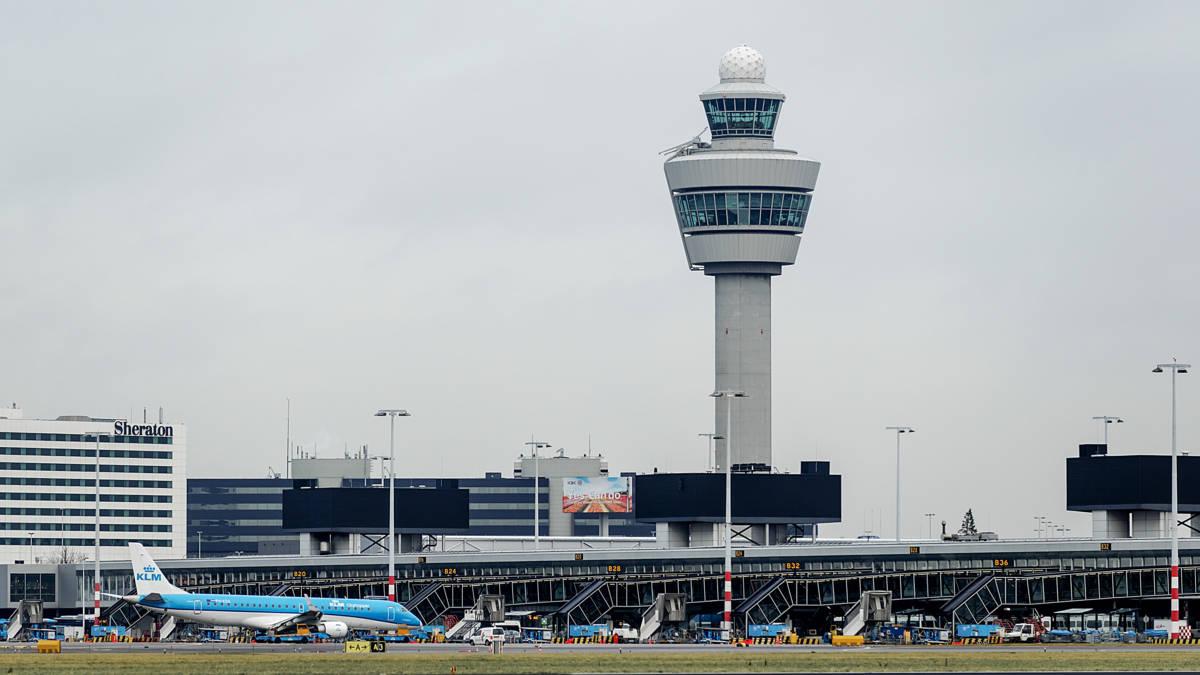 Vliegverkeer Schiphol na storing weer op gang, maar nog wel vertragingen